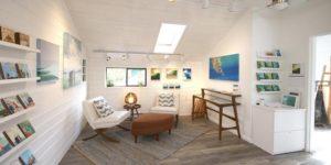 Interior Design of arts studio