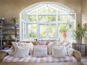 Fabulous Shabby Chic Farmhouse Living Room Decoration
